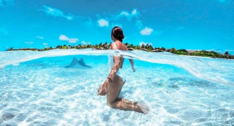 Нескучные Мальдивы. Активно и доступно