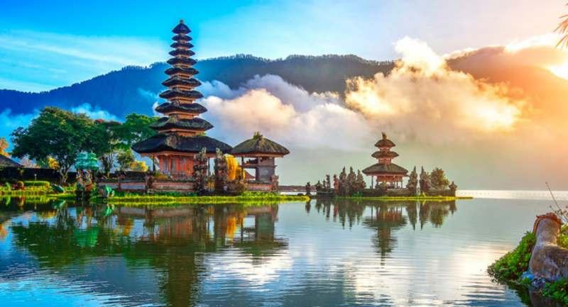 Индонезия: 9 островов + Бали