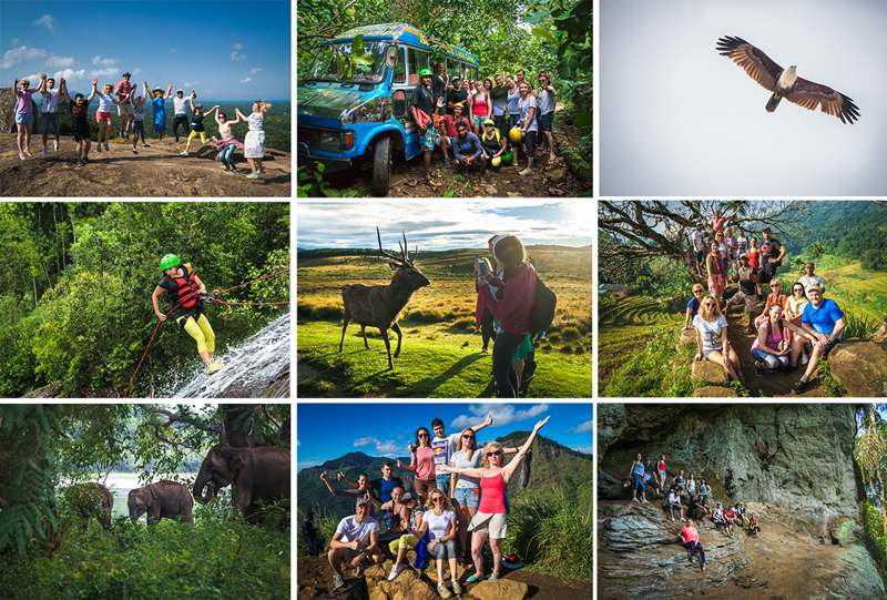 Шри-Ланка: активный отдых в стиле приключение