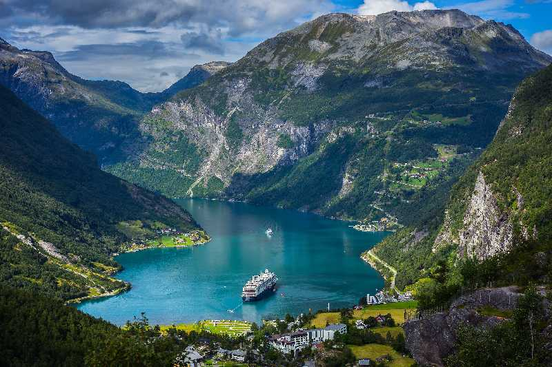 Автопутешествие по Норвегии