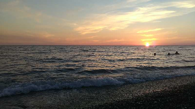 Ежегодный обход Черноморского побережья