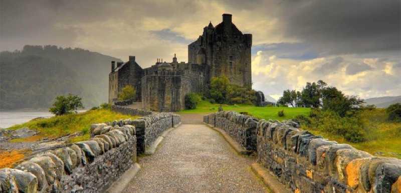 Трекинг в Шотландии