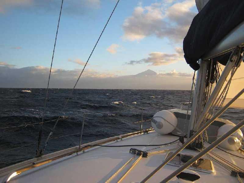 Яхт-квест на Канарских островах на испанском языке