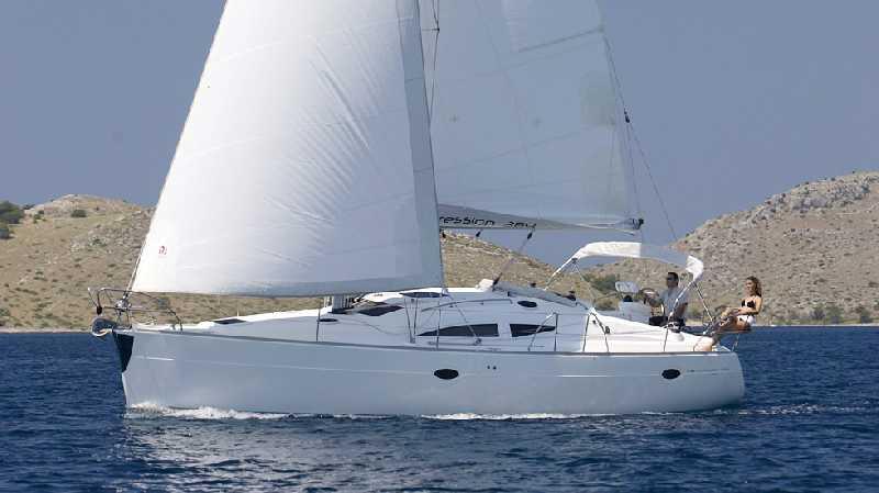 По островам Греции на Яхте в отличной компании на 6 человек!